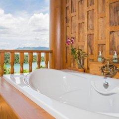 Отель Santhiya Koh Yao Yai Resort & Spa 5* Люкс с различными типами кроватей фото 8