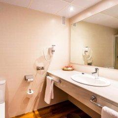 Отель Aparthotel Ponent Mar Студия комфорт с различными типами кроватей фото 4
