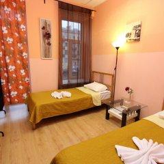 Хостел Геральда Стандартный номер с 2 отдельными кроватями (общая ванная комната) фото 15