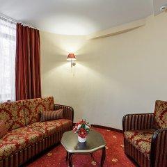 Клуб Отель Корона 4* Сьюит с двуспальной кроватью фото 3