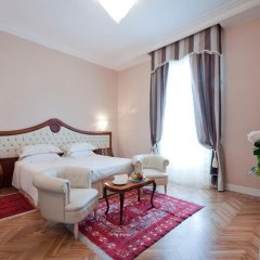 Grand Hotel Rimini 5* Номер Делюкс с различными типами кроватей фото 6