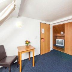 Hotel Antares Düsseldorf 3* Номер Basic с различными типами кроватей фото 4