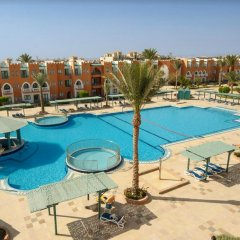 Отель SUNRISE Garden Beach Resort & Spa - All Inclusive Египет, Хургада - 9 отзывов об отеле, цены и фото номеров - забронировать отель SUNRISE Garden Beach Resort & Spa - All Inclusive онлайн бассейн фото 11
