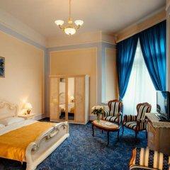 Гостиница Жорж Львов комната для гостей фото 2