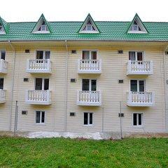 Гостиница Vek Guest House в Ольгинке отзывы, цены и фото номеров - забронировать гостиницу Vek Guest House онлайн Ольгинка вид на фасад фото 2