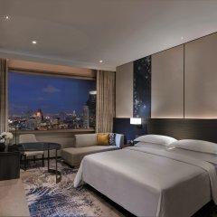 Отель Millennium Hilton Bangkok Бангкок комната для гостей фото 5