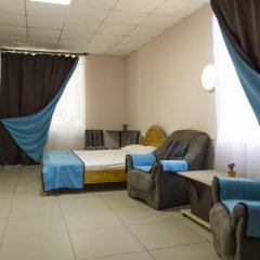 Гостиница Чайка Номер Комфорт с различными типами кроватей фото 2