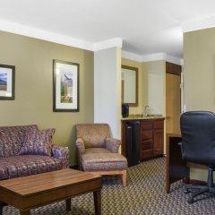 Отель Comfort Inn & Suites Durango комната для гостей фото 13