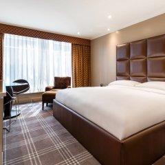 Отель Radisson Blu Edwardian Heathrow 4* Улучшенный номер с различными типами кроватей