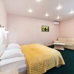 Гостиница К-Визит 3* Люкс с различными типами кроватей фото 5
