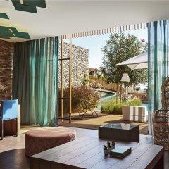 Отель Maxx Royal Kemer Resort - All Inclusive 5* Люкс-дуплекс с двумя спальнями Maxx laguna с различными типами кроватей фото 2