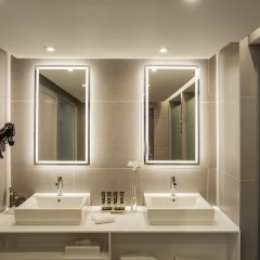 Гостиница Новотель Москва Сити 4* Люкс с различными типами кроватей фото 6