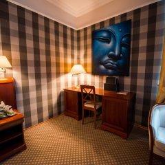 Гостиница Novahoff спа курорт 3* Улучшенный номер с различными типами кроватей фото 6