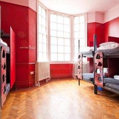Clink78 Hostel Кровать в женском общем номере с двухъярусной кроватью фото 2