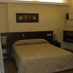 Отель Santa Catalina Испания, Ла-Корунья - отзывы, цены и фото номеров - забронировать отель Santa Catalina онлайн комната для гостей фото 3