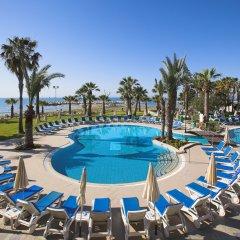 Golden Tulip Golden Bay Beach Hotel Ларнака бассейн фото 4