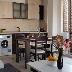 Апарт-Отель Мария Апартаменты с различными типами кроватей фото 16