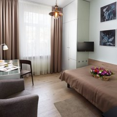 Гостиница Ярославская 3* Номер Комфорт с двуспальной кроватью