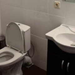 Отель Moscow Point — Красный октябрь Москва ванная фото 2