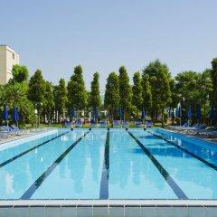 Отель Metropole Италия, Абано-Терме - отзывы, цены и фото номеров - забронировать отель Metropole онлайн спортивное сооружение