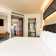 Отель Chatrium Residence Sathon Bangkok Бангкок комната для гостей фото 4