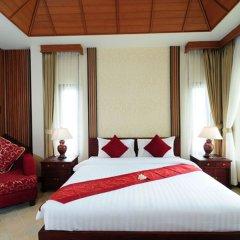Отель Bhumlapa Garden Resort Таиланд, Самуи - отзывы, цены и фото номеров - забронировать отель Bhumlapa Garden Resort онлайн комната для гостей фото 8