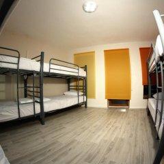 Vegan Bella Vista Hostel Кровать в общем номере двухъярусные кровати фото 5