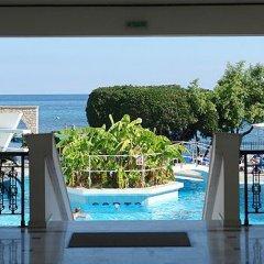 Отель Porto Iliessa ApartHotel пляж