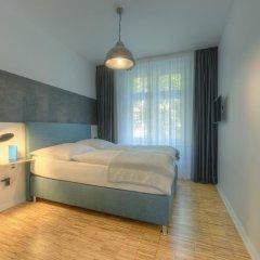 Отель B-Boardinghouse Германия, Дюссельдорф - отзывы, цены и фото номеров - забронировать отель B-Boardinghouse онлайн комната для гостей фото 6