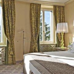 Carlton Hotel St Moritz 5* Люкс повышенной комфортности с различными типами кроватей