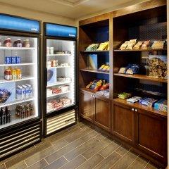 Отель Hampton Inn Niagara Falls/ Blvd США, Ниагара-Фолс - отзывы, цены и фото номеров - забронировать отель Hampton Inn Niagara Falls/ Blvd онлайн питание фото 2
