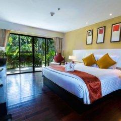 Отель Novotel Phuket Surin Beach Resort 4* Улучшенный люкс с различными типами кроватей