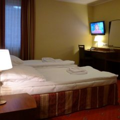 "Hotel ""Na Uboczu"" комната для гостей"