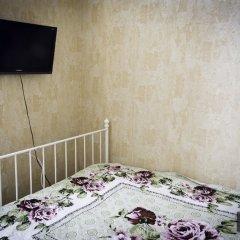 Мини-Отель Шаманка Стандартный номер с двуспальной кроватью (общая ванная комната)