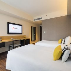 Отель Travelodge Sukhumvit 11 4* Стандартный номер фото 4