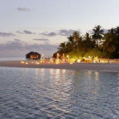 Отель Conrad Maldives Rangali Island пляж фото 8