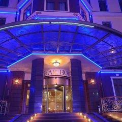 Гостиница Avshar Hotel в Красногорске 3 отзыва об отеле, цены и фото номеров - забронировать гостиницу Avshar Hotel онлайн Красногорск вид на фасад фото 5