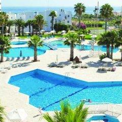 Отель Papantonia Apts Кипр, Протарас - отзывы, цены и фото номеров - забронировать отель Papantonia Apts онлайн бассейн фото 2
