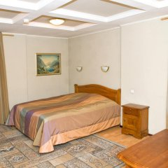 Былина Отель комната для гостей фото 15
