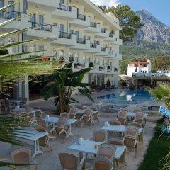 Endam Garden Hotel - All Inclusive бассейн