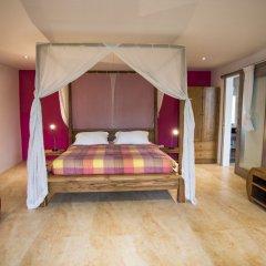 Отель Вилла Pandawas Номер Делюкс с различными типами кроватей фото 5