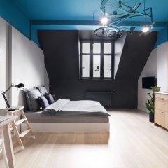 Отель Bike Up Aparthotel Польша, Вроцлав - отзывы, цены и фото номеров - забронировать отель Bike Up Aparthotel онлайн комната для гостей фото 6