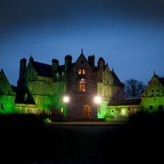 Отель The Lodge at Castle Leslie Estate Ирландия, Клонс - отзывы, цены и фото номеров - забронировать отель The Lodge at Castle Leslie Estate онлайн вид на фасад