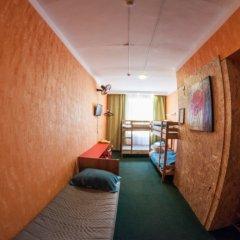 Хостел Хабаровск B&B Кровать в общем номере с двухъярусной кроватью фото 17
