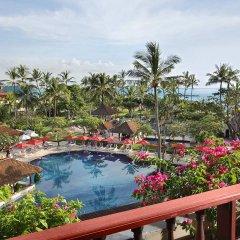 Nusa Dua Beach Hotel & Spa балкон
