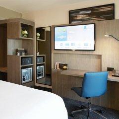 Отель Novotel New York Times Square 4* Улучшенный номер с различными типами кроватей фото 3