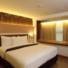 Отель Prestige Suites Bangkok Бангкок комната для гостей фото 11