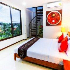 Palm Oasis Boutique Hotel 4* Стандартный номер с различными типами кроватей