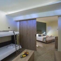Отель GrandResort 5* Семейный полулюкс с различными типами кроватей фото 4