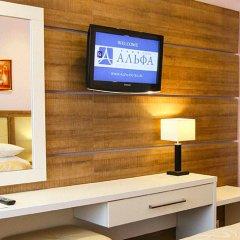 Гостиница Измайлово Альфа 4* Улучшенный номер с разными типами кроватей фото 4